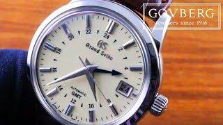 Grand Seiko Automatic GMT 3-Day SBGM221 Luxury Watch Review