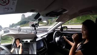 2019 Subaru XV 2.0i-P Driving Review | EvoMalaysia