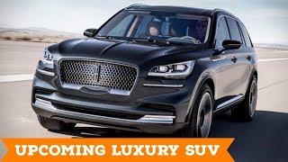 upcoming cars in india 2019 and 2020: luxury Suv