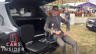 Rolls-Royce Cullinan SUV Is For The Ultra-Rich Outdoor Enthusiast