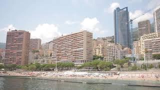 Monaco luxury cars, Rolls-Royce, McLaren, Mercedes-Benz, Porsche