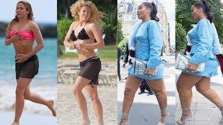Rihanna vs Shakira Transformation 2018   WHO IS BETTER?