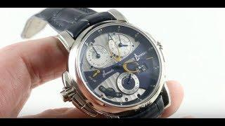 Ulysse Nardin Sonata Cathedral 670-88/213 Luxury Watch Review