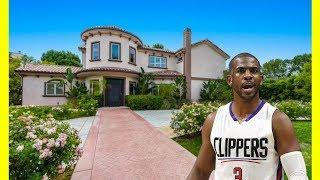 Chris Paul House Tour $2195000 Woodland Hills Estate Luxury Lifestyle 2018