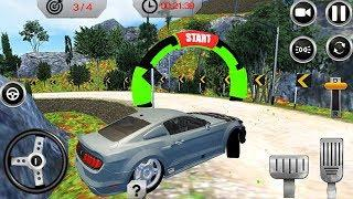 Offroad Car Driving Simulator 3D: Climb Racer New Car Driving - Android Gameplay