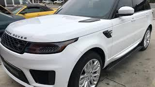 Range Rover sport video bypass