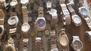 Another Luxury watch shop visit | Pakistan border