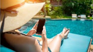 Bali Luxury Resort Bans Phones From Poolside