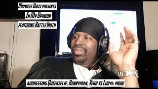 BATTLE TRUTH  ADDRESSES QUEENZFLIP VS JIHAD, PIPERBOY WILLIAMS VS KOTD, VERB VS LUX AND MORE!