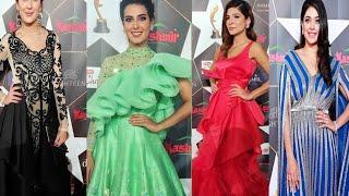 Pakistani actress in Kashmir lux style award 2019