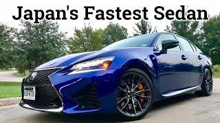 Review: The 2018 Lexus GS F is Performance + Luxury