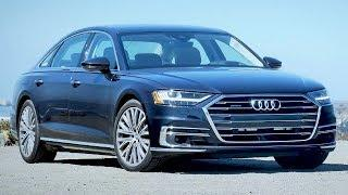 2019 Audi A8 L - Luxury Sedan With Premium Interior