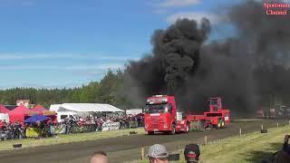 Race Trucks 8500 kg Piikkiö 9.6.2018