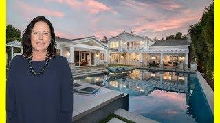 Marlene King House Tour $5300000 Encino Luxury Lifestyle 2018