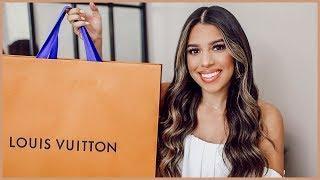 Luxury Bag Unboxing    Louis Vuitton Unboxing