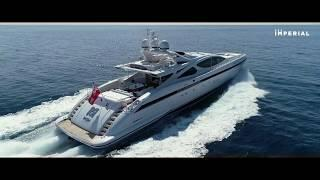 RUSH - Mangusta 50m by Imperial Yachts