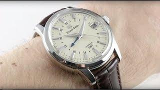 Grand Seiko GMT SBGM221 (IVORY DIAL) Luxury Watch Review