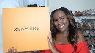 LOUIS VUITTON UN BOXING | LUXURY HANDBAG REVEAL | Nelly Mwangi