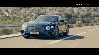The new Continental GT, the Grand Tourism of luxury by bentley!