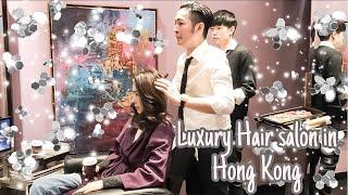 Luxury Hair salon in Hong Kong | Kim Robinson |香港最尊貴髮型屋