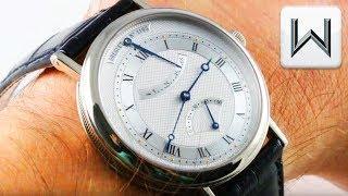 Breguet Classique Retrograde Seconds Power Reserve 5207 (5207BB/12/9V6) Luxury Watch Review