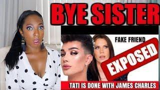 Tati and James Charles Drama | Rihannas Luxury Clothing Line |  Makeup Quicki with Nikki