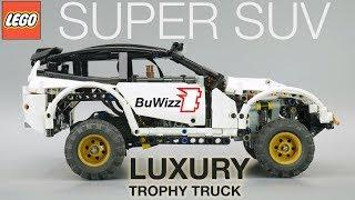 Super SUV/ LUXURY Trophy Truck for Buwizz LEGO competition