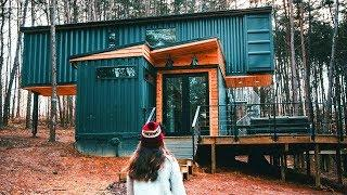 Amazing Luxury The Box Hop Made Up With 3 High Cube 40'x8' Shipping Containers