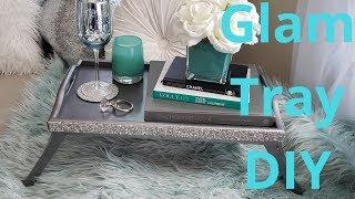 Glam Luxury Tray DIY #RossHack #luxuryforless
