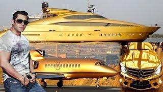 Salman Khan luxury Lifestyle|  ऐसे खर्च करते हैं सलमान खान अपनी करोड़ो की कमाई
