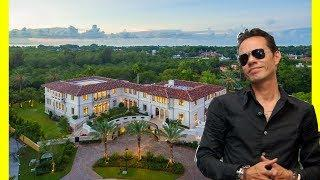 Marc Anthony House Tour $19000000 Mansion Luxury Lifestyle 2018