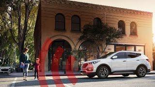 2019 Hyundai Santa Fe Safety Features