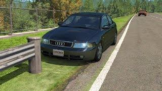 Loss of Control Crash Compilation 5 - BeamNG Drive
