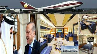 Qatar Gifts Turkey's President Tayyip Erdogan $400 Million Luxury Jet