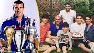 Zinédine Zidane - A Legend ★ 2018   Luxury LifeStyle