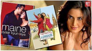 Katrina Kaif ने किस तरह से बचाया अपना डूबता Career | Right Stroke Of Katrina Kaif's Life