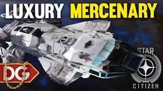 Star Citizen 3.3.7 - LUXURY MERCENARY - Star Citizen Gameplay #8