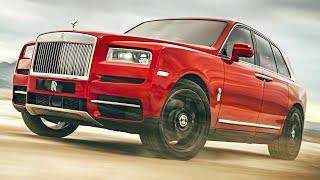 2019 Rolls Royce Cullinan – (The Best Luxury SUV in the World)