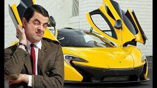 Rowan Atkinson [Mr. Bean] Luxury Cars Collection 2018