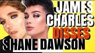 JAMES CHARLES DISS SHANE DAWSON