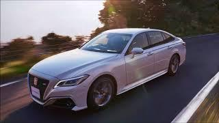 2019 Toyota Crown Beyond Interior Exterior Drive | WORLD CARS
