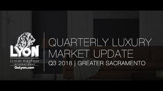 LYON Quarterly Luxury Market Update Q3 2018