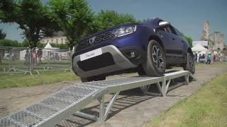 2018 Dacia Duster Off-Road Capabilities
