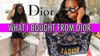 Come Luxury Shopping with me in Selfridges + What I bought from Dior! | Duchess of Fashion