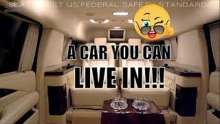 CADILLAC ESCALADE | BEST LUXURY CAR |???? CARS YOU CAN LIVE IN