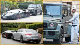 Mesut Özil's Luxury Car Collection - Latest.