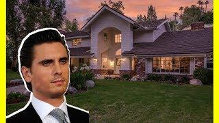 Scott Disick Hidden Hills Mansion $3200000 Luxury Lifestyle 2018