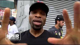 LOADED LUX TURNS UP ON AYE VERB, TALKS STATS & COMPARISONS, WIEGNS IN ON HIS BATTLE VS VERB NOME 9
