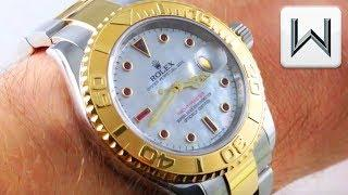 Rolex Yacht-Master 16623 Luxury Watch Review