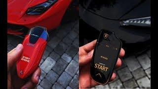 DOPEST COLLECTION Of Super Touch Keys | Concept Keys Of Luxury Cars